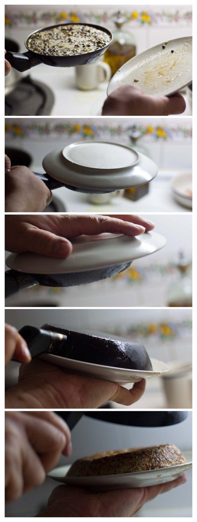 Dandole vuelta a la tortilla