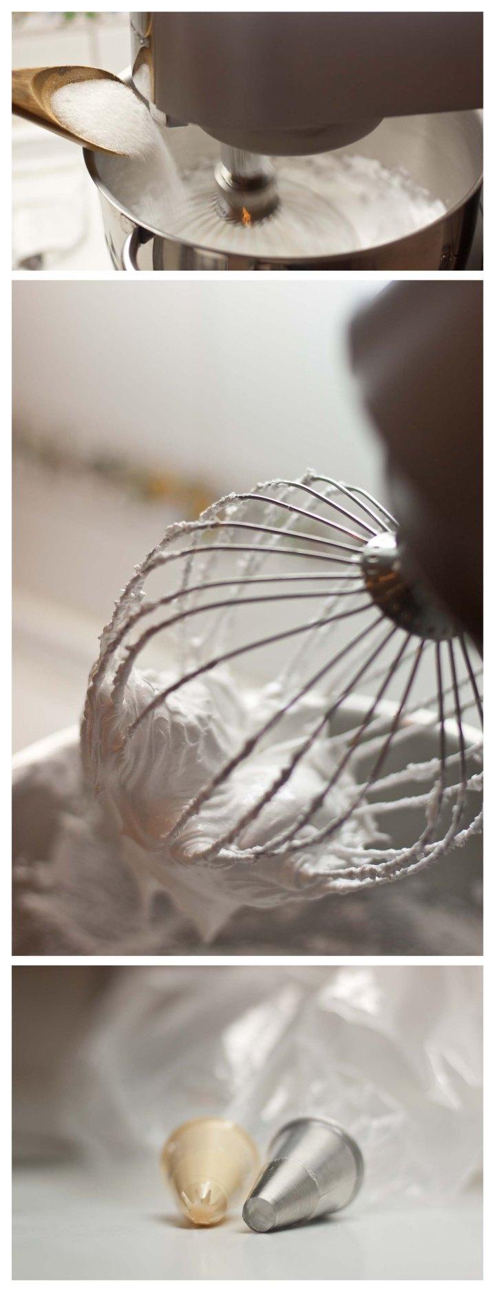 Elaboración merengue 2