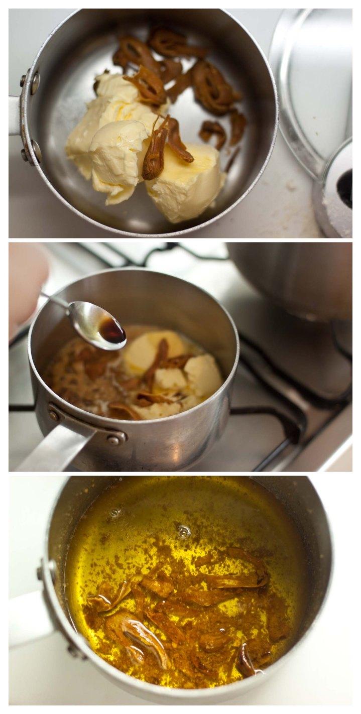 Elaboracion de la mantequilla