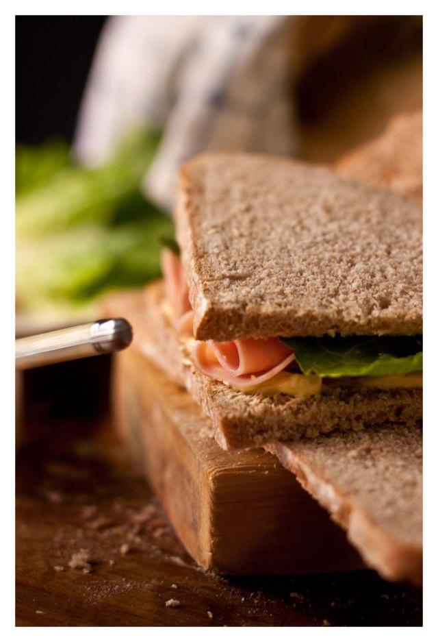 Un sandwich con Pan Poilâne ¡¡