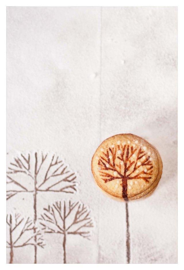 Blanditos de limón para Navidad