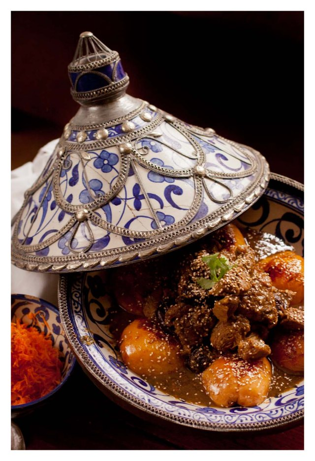 Tagine aux coings