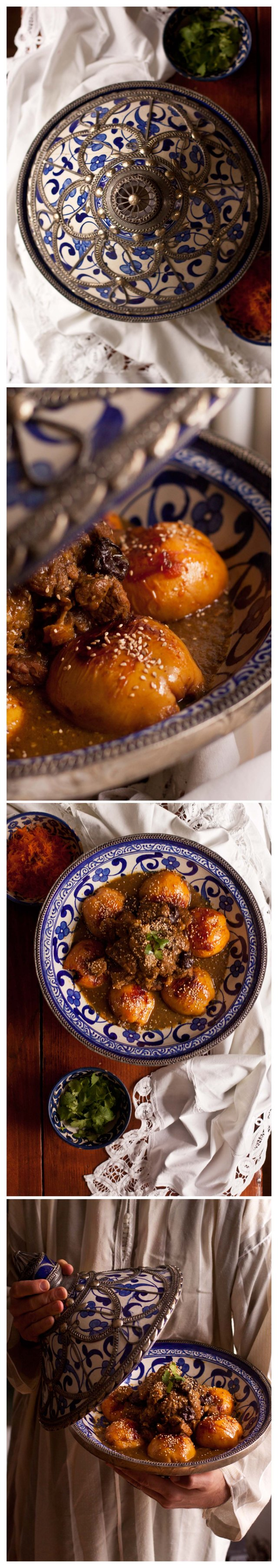 Tagine aux coings 2