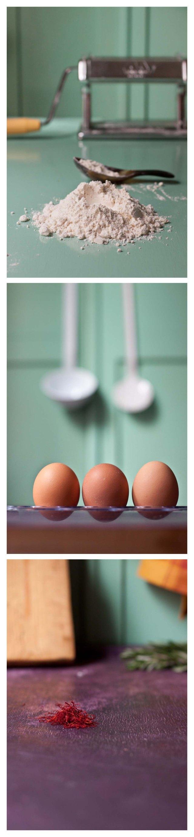 Harina-huevos-y-azafrán