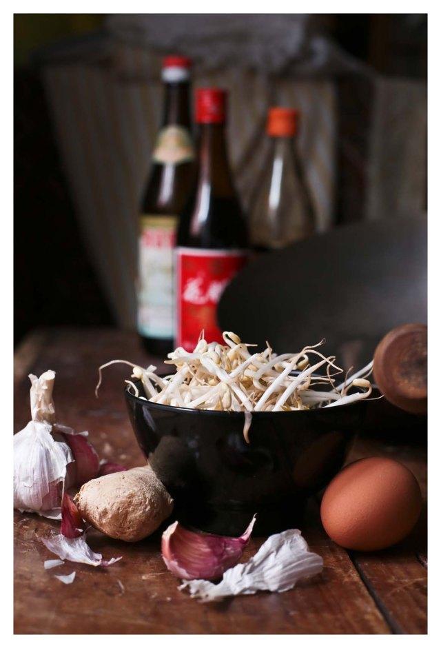 otros ingredientes para la receta