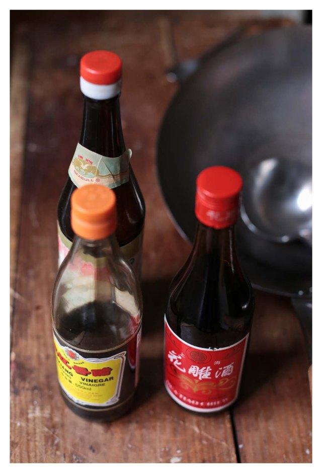 Salsas para la receta