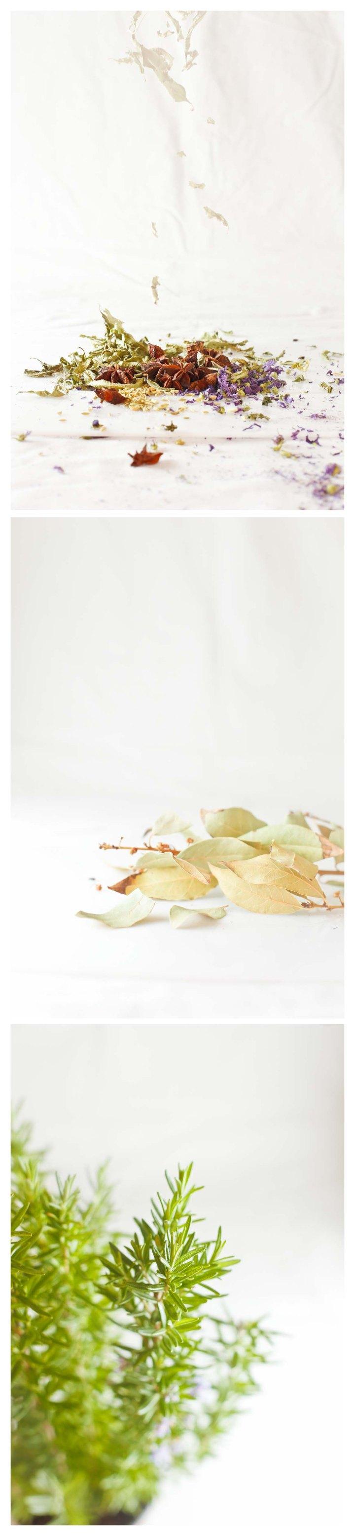 hierbas-laurel-romero
