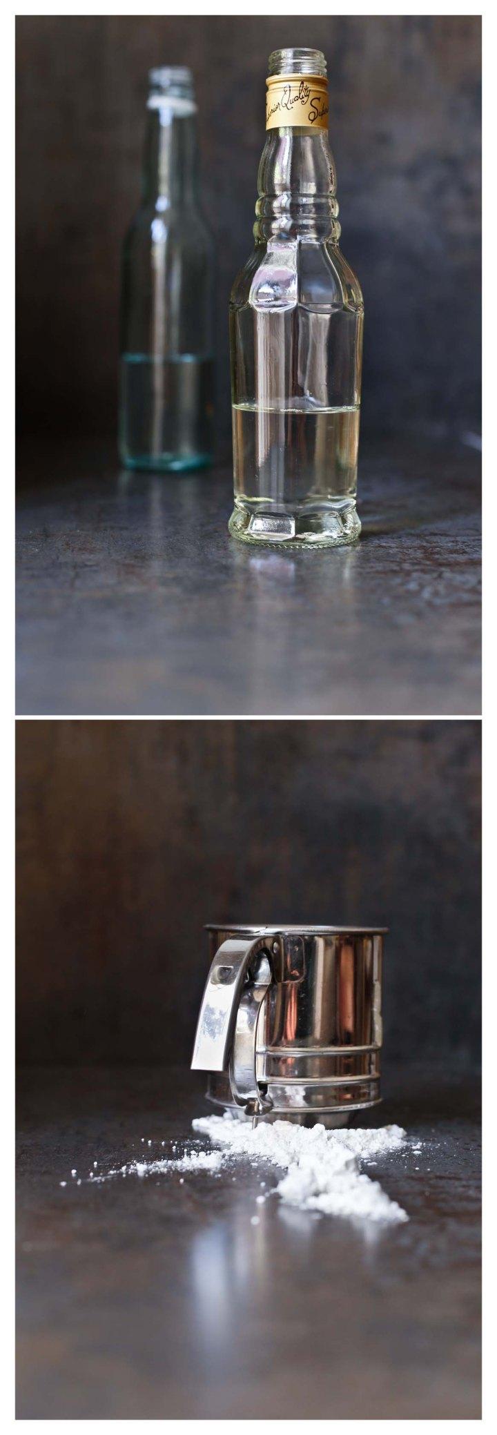 aguas aromaticas y azucar