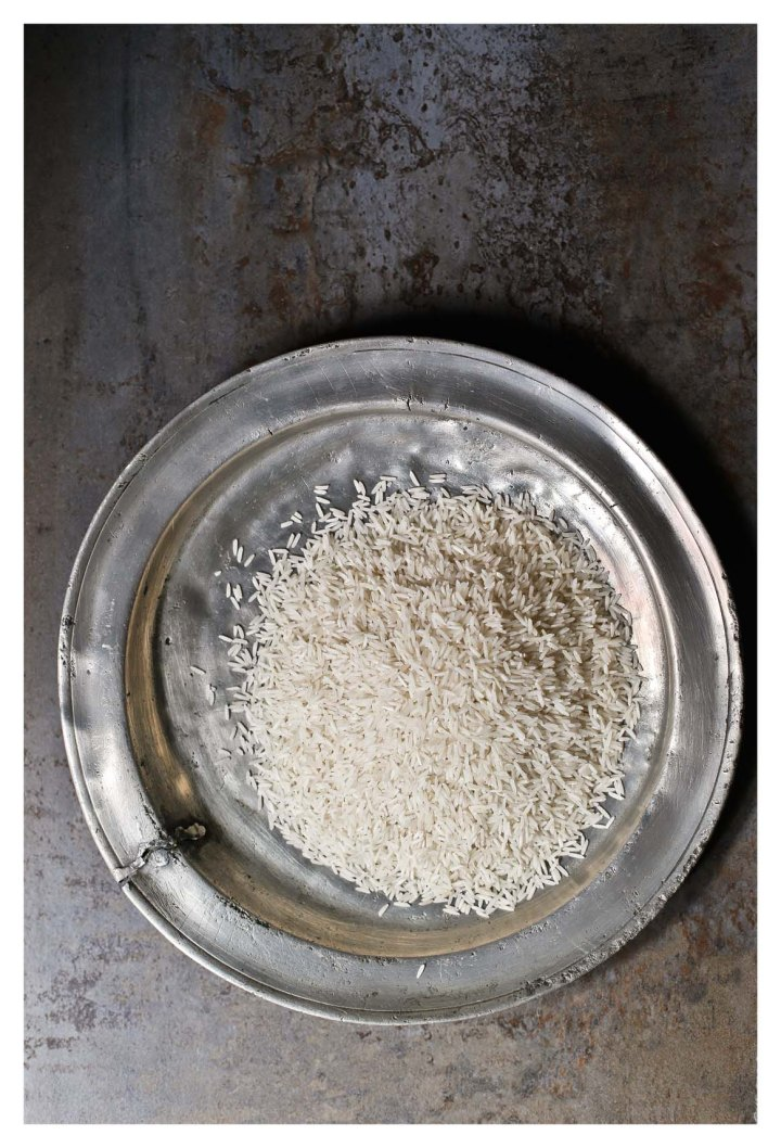 arroz basmáti