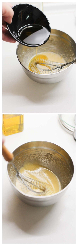 elaborando la salsa
