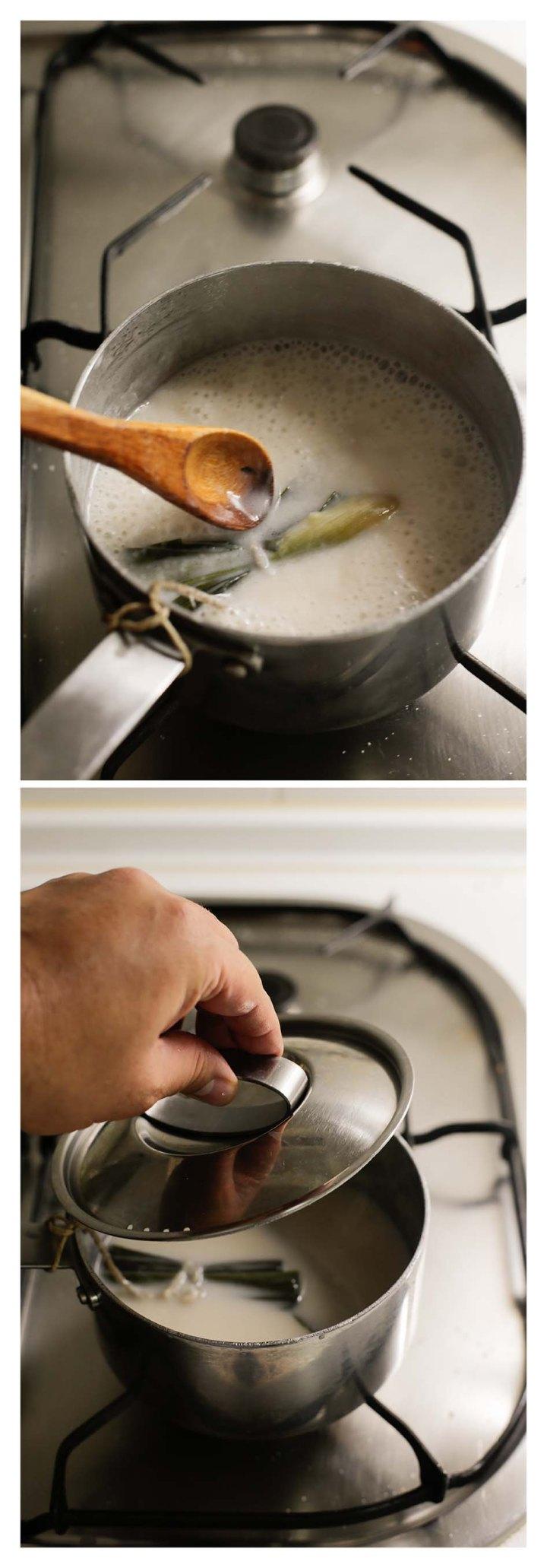 elaboracion de salsa