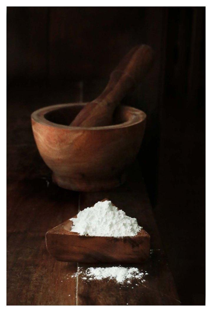 harina de arroz glutinoso