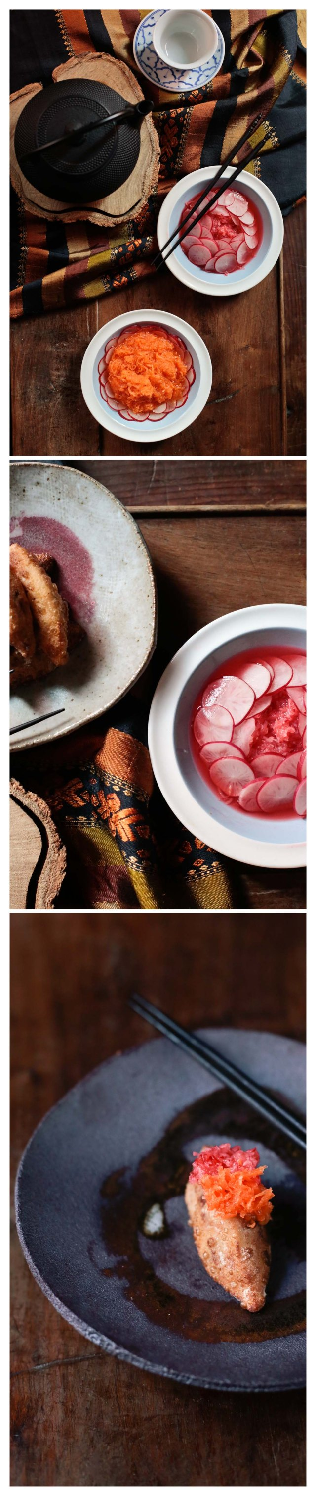 dim sum: empanadillas de arroz glutinoso