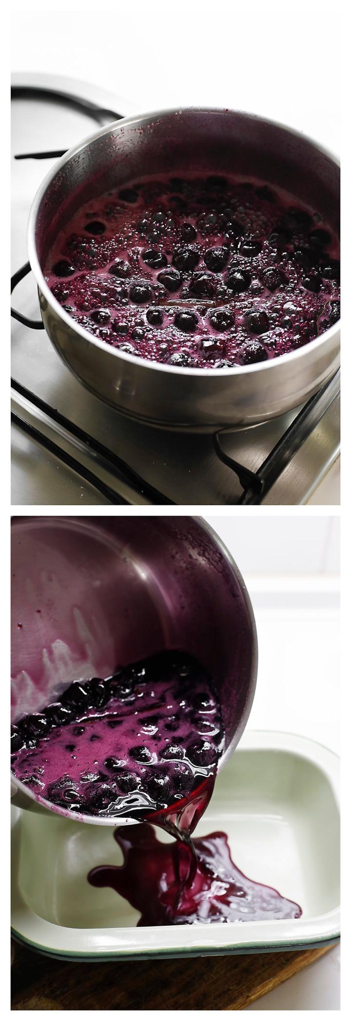 elaboración de cerezas 2