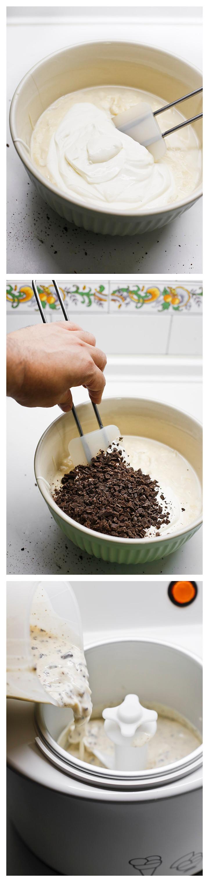 elaboración de helado 1