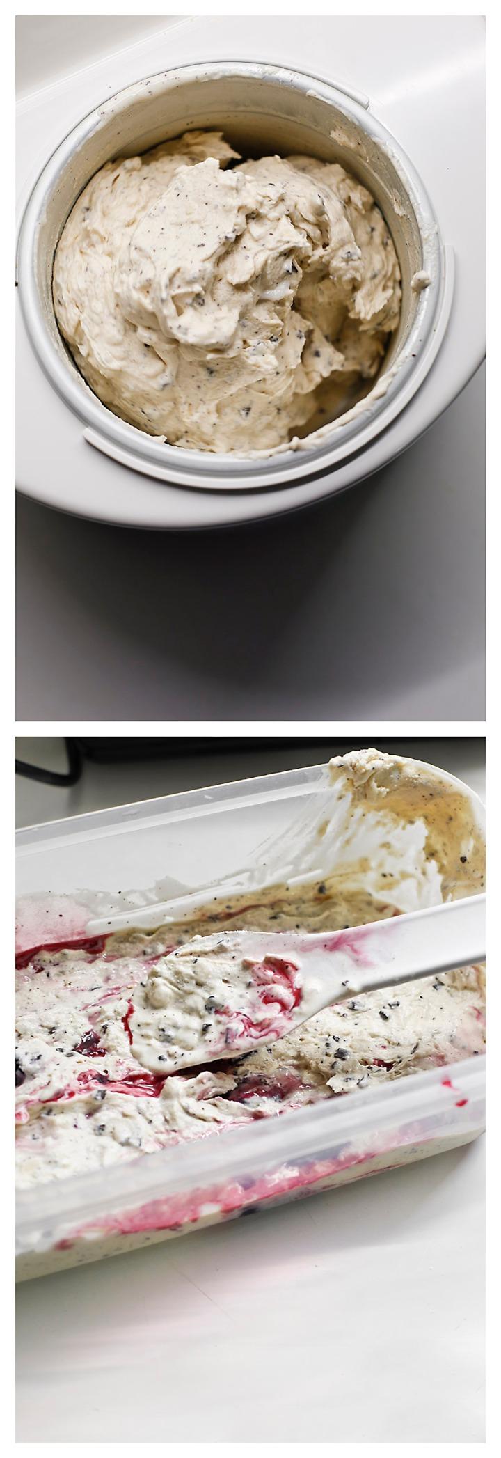 elaboración de helado 2