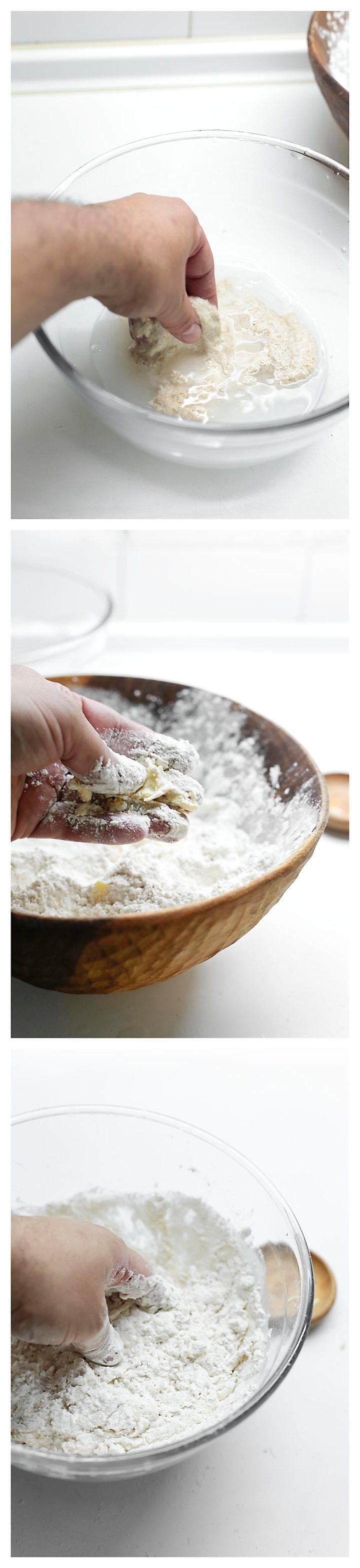 elaboracion del pan