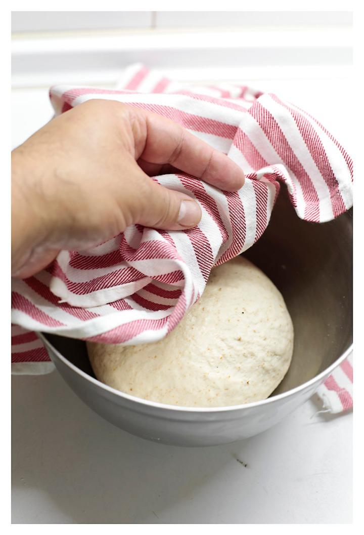 elaboración del pan