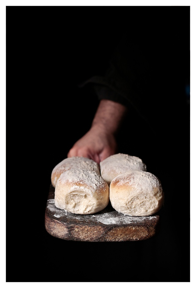 Waterford blaa: pan irlandés