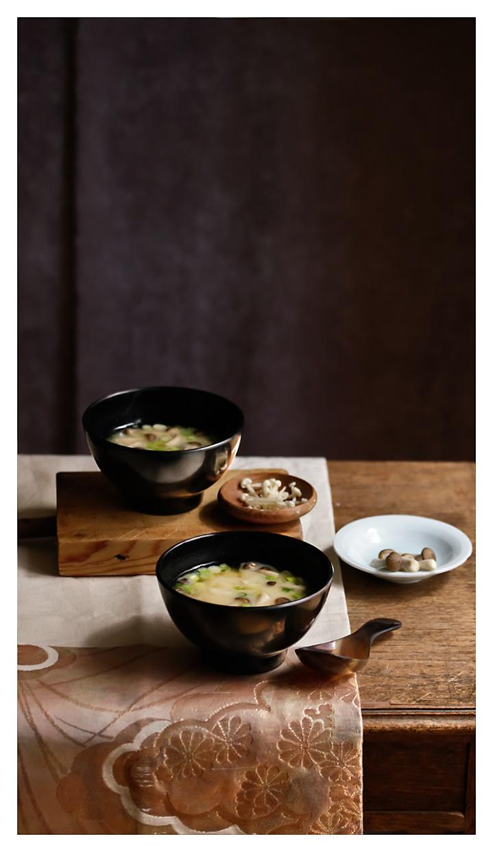 Sopa miso  (miso-shiru)