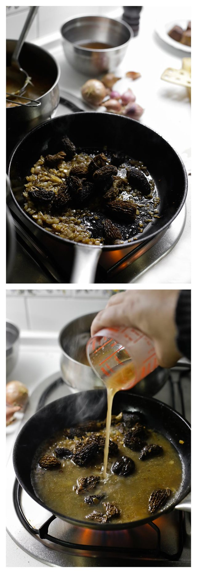 Hacemos la salsa