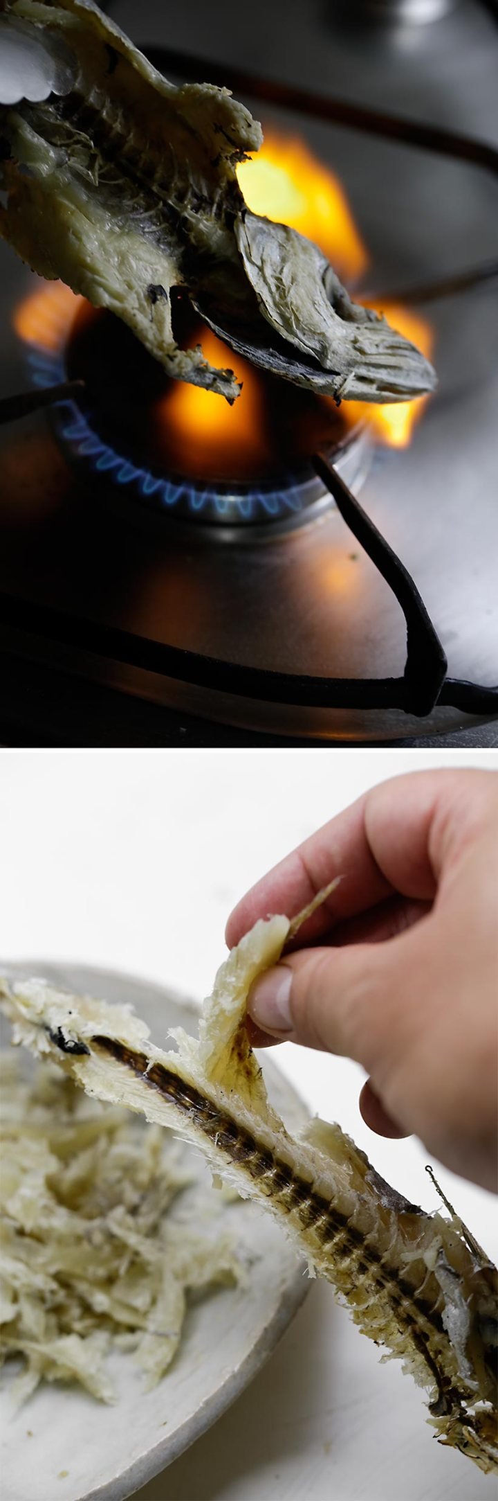 Receta de capellán con tomate 7