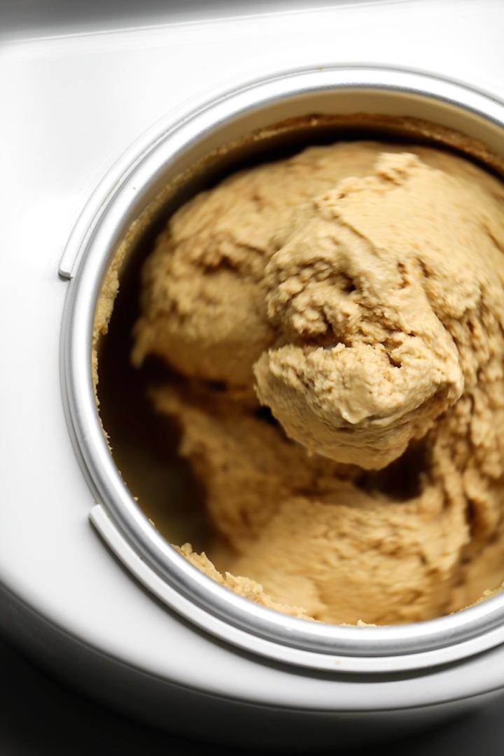 Receta helado de masacrado y calabaza 3