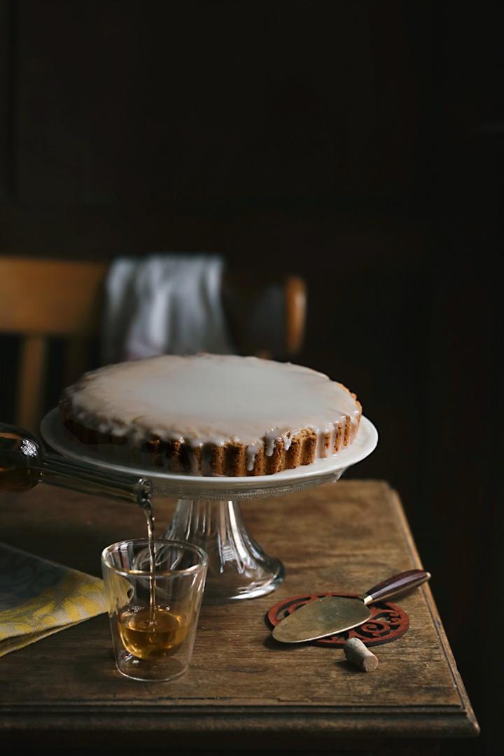 Receta tarta de manzana alemana 7