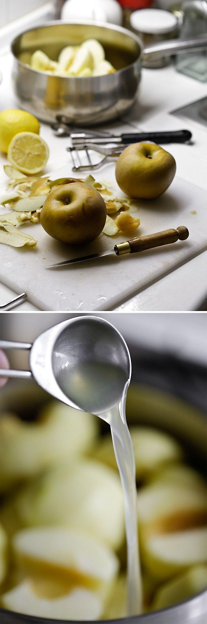 Receta tarta de manzana alemana 8