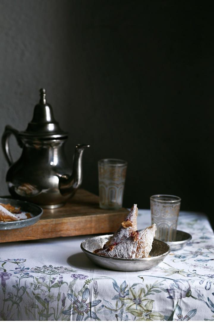 Briouats de arroz con leche marroquí | El Oso con Botas