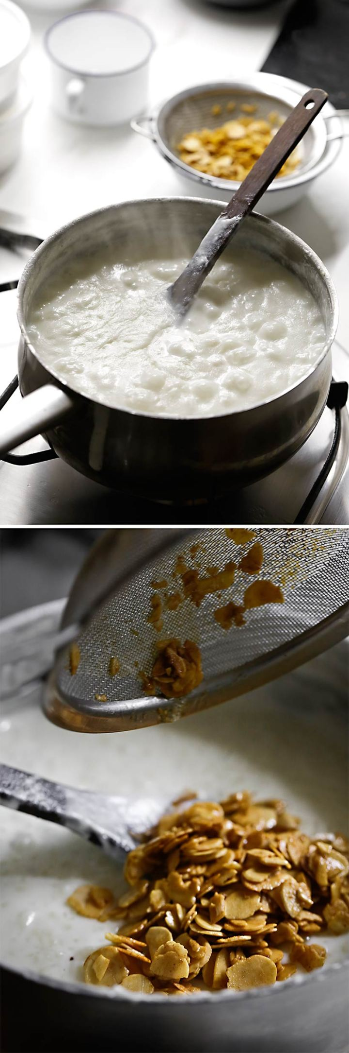 Briouats de arroz con leche marroquí   El Oso con Botas