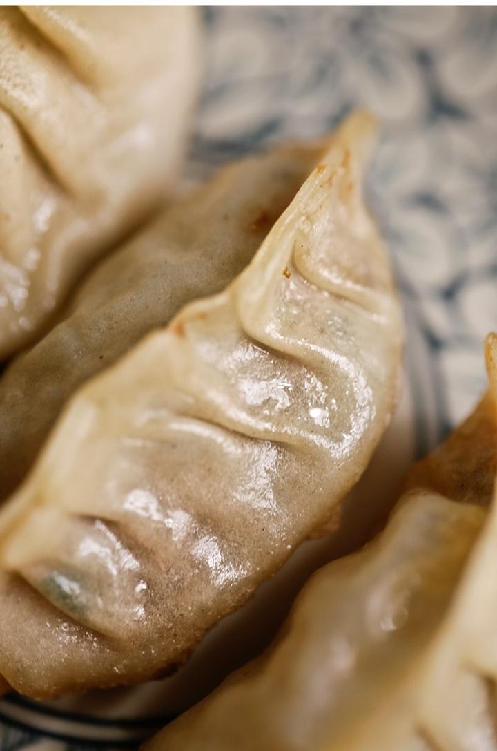 Receta de Jaozi de salmón - El Oso con Botas