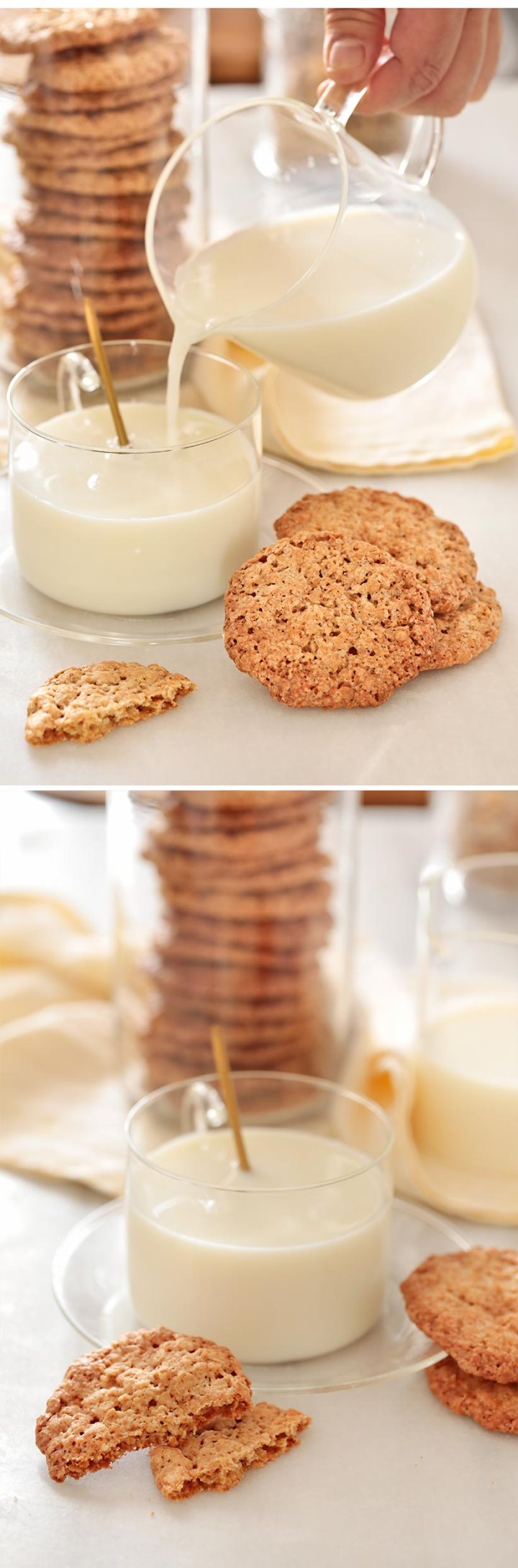 Receta galletas de avena de mi madre