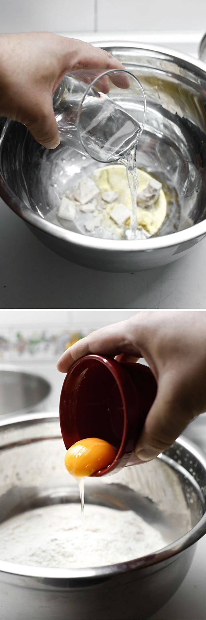 Receta panecillos de aceite de oliva