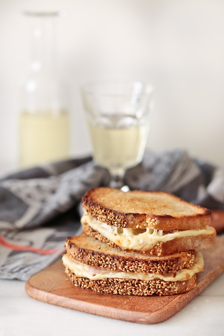 receta pan de sésamo